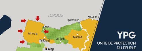 Comprendre l'offensive turque en Syrie