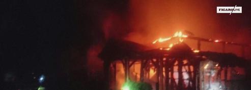 Visite du pape au Chili : des églises catholiques attaquées