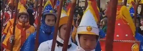 Paris : un défilé pour célébrer le nouvel an chinois