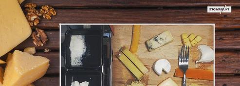 Pourquoi le fromage fond-il ?