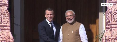 Alliance solaire internationale : Emmanuel Macron débloque 700 millions d'euros