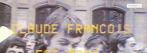 Il y a 40 ans, la France pleurait Claude François