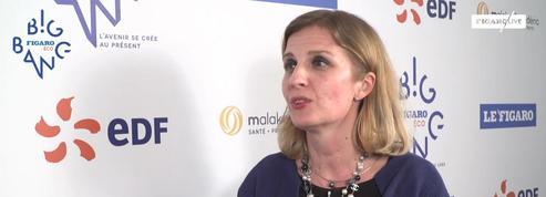 Anne Bioulac (Roland Berger) : les IA vont supprimer des emplois mais aussi en créer - Big Bang Eco du Figaro 2018