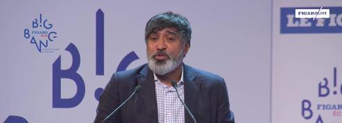 Big Bang Eco 2018 : l'intervention de Ramesh Caussy