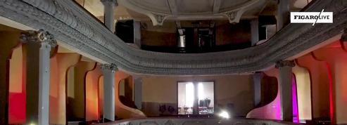 Loto du patrimoine : Le théâtre des Bleus de Bar