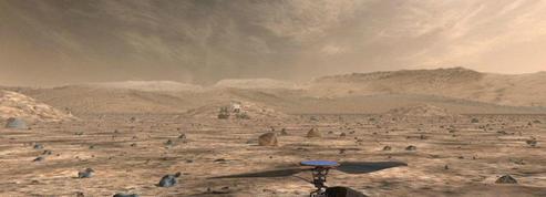 La NASA va envoyer un mini-hélicoptère sur Mars