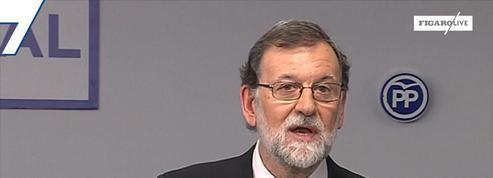 Espagne : Mariano Rajoy quitte la tête du Parti Populaire