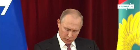 Poutine réagit aux critiques contre Trump après leur sommet