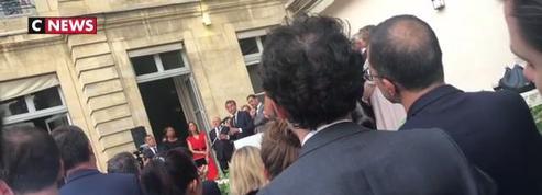 Intégrale du discours d'Emmanuel Macron dans l'affaire Benalla