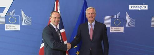 Brexit: le Royaume-Uni veut intensifier les négociations