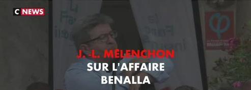 J. -L. Mélenchon : «un référendum anti-Macron»
