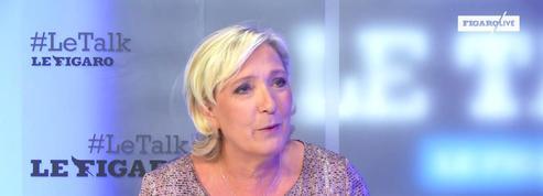 Marine Le Pen : « Les élections européennes vont être historiques »