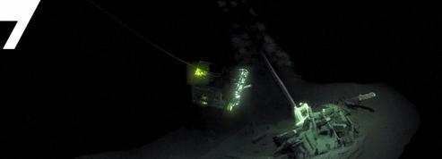 La plus vieille épave intacte au monde a été découverte dans la mer noire