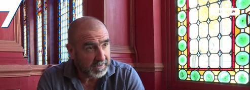 Au théâtre, Cantona dans la peau d'un beau-père de jihadiste