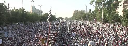 Pakistan : manifestation contre la libération d'Asia Bibi