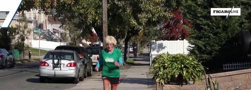 À 85 ans, elle va prendre le départ de son 16e marathon de New York