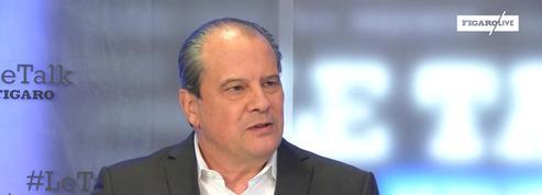 Jean-Christophe Cambadélis: «J'aurais pu participer à un gouvernement de concorde nationale»