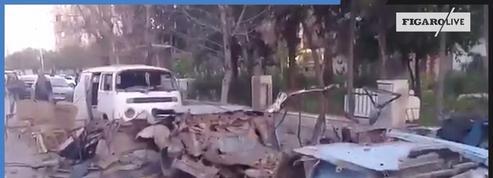 Syrie: Damas visée par un deuxième attentat en quelques jours