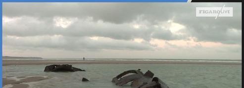 Pas-de-Calais : l'épave d'un sous-marin de la Première Guerre mondiale refait surface