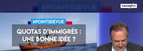 Quotas d'immigrés : une bonne idée ?