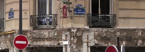 Rue de Trévise : les riverains attendent toujours de rentrer chez eux