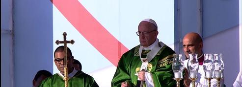 Le pape François conclut les JMJ avec une messe dominicale
