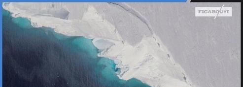 L'un des plus grands glaciers de l'Antarctique menace de se détacher