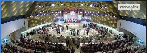 Ligue arabe : la photo de famille du sommet