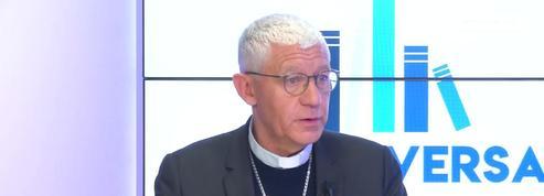 Mgr Ravel: « La confiance retrouvée permettra à l'Eglise de sortir ténèbres »