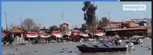 Près de Mossoul, un naufrage fait 80 morts