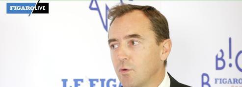 Christophe Catoir (Adecco) «En France, 15% des salariés sont formés chaque année, ce qui est faible» - Big Bang Eco du Figaro 2019