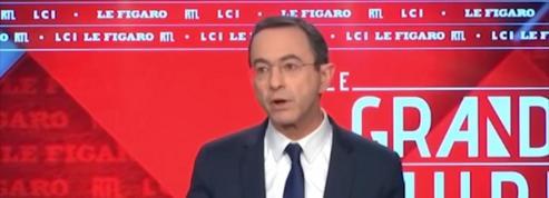 Bruno Retailleau : «Il faut permettre au Parlement de fixer des quotas d'immigration»
