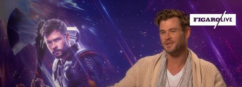 Avengers Endgame : «Je me suis beaucoup amusé à l'incarner Thor» (Chris Hemsworth)