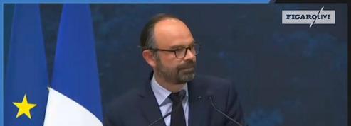 Synthèse du grand débat : «Nous devons baisser les impôts» affirme Edouard Philippe