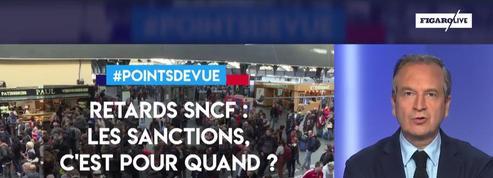 Retards SNCF : les sanctions, c'est pour quand ?