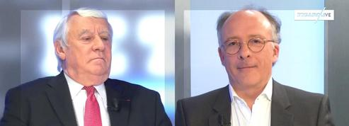 Claude Goasguen: «Il faut une dissolution de l'Assemblée nationale»