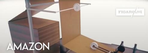 Amazon voudrait déployer des robots pour emballer ses colis