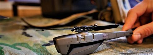 Le «Black Hornet 3» : le minuscule drone-espion au service de l'Armée française