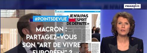 Macron : partagez-vous son