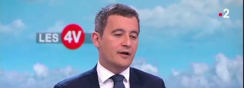 Darmanin : «Marine Le Pen n'est pas sérieuse quand» elle demande la dissolution de l'Assemblée nationale