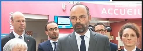 Edouard Philippe sur Christophe Castaner : «Il a toute ma confiance»