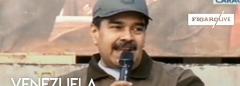 Venezuela : Nicolás Maduro veut que l'armée arrête «les putschistes»