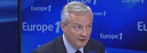 La réforme de l'assurance chômage «n'a qu'un seul objectif : le plein emploi», assure Bruno Le Maire