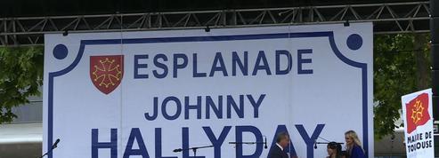 Johnny Hallyday : Laeticia à Toulouse pour inaugurer une place au nom du chanteur
