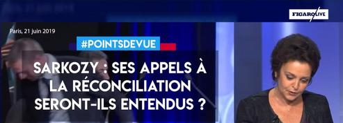 Sarkozy : ses appels à la réconciliation seront-ils entendus ?