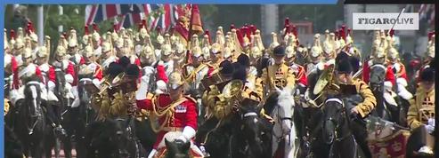 Reine Elizabeth : les images des célébrations pour l'anniversaire de la souveraine