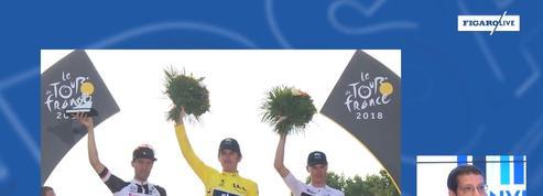 Dopage sur le Tour de France : « Aujourd'hui, on ne voit plus des coureurs grimper la bouche fermée »