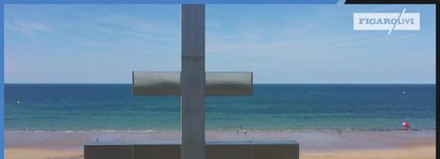 De Juno Beach à Arromanches, les plages du Débarquement en Normandie vues du ciel