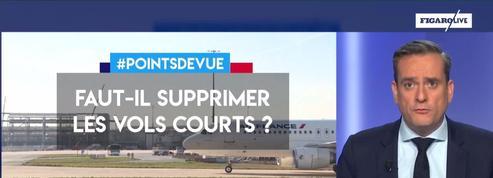 Faut-il supprimer les vols courts ?