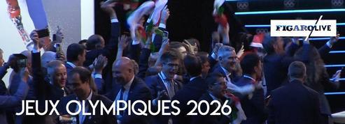 Les Jeux olympiques d'hiver 2026 sont attribués à Milan-Cortina